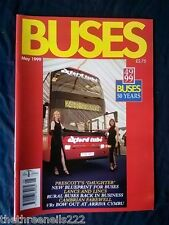BUSES # 530 - MAY 1999 - DENNIS TRIDENT