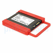 "2.5 ""a 3.5"" SSD di HDD screw-less MOUNTING ADAPTER BRACKET Hard Drive titolare"
