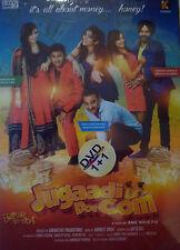 JUGAADI DOT COM - PUNJABI BOLLYWOOD DVD- NACHHATAR GILL, FEROZ KHAN, SARB CHAWLA
