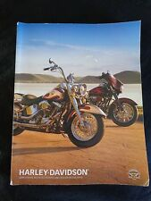 Harley Davidson 2009 Genuine Motor Accessories and Parts Catalog Book