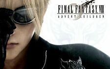 Final Fantasy Advent Children Cloud Gaming  Mouse Pad 4 Free Ship