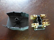 Land Rover Series 1 2 2a Genuine Lucas Fuse Fusebox & Cover Brand New 606253