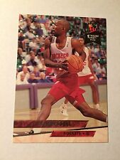 Sam CASSELL - Rockets, Fleer 1st Round Draft Pick, #72 - NBA Card