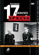 Seventeen Moments of Spring (6 DVD NTSC)[English Subtitles.]