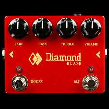 NEW DIAMOND EFFECTS BLAZE GERMANIUM FUZZ VINTAGE TO MODERN TONE AUDIOPHILE PARTS