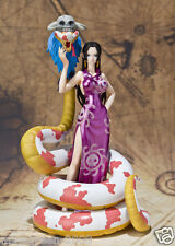 BANDAI One Piece Figuarts ZERO Figure Boa HANCOCK & Salome Mandarin Dress ver.