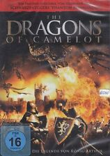 The Dragons of Camelot + DVD + Fantasy Spektakel + Legende von König Arthur +
