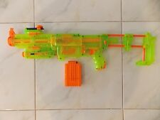 Nerf N-Strike Recon CS-6 Dart Gun Sonic Neon Green Edition Tested Works