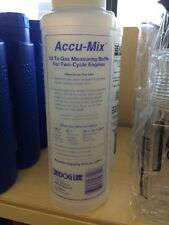 Accu-Mix - Oil to Gas Measuring Bottle for Two Cycle Engines by SeaDog - 588614