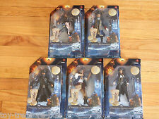 Pirates of the Caribbean On Stranger Tides - All FIVE 8 inch figures - Ages 4+