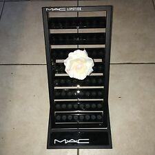 MAC Cosmetics In-Store 64 LIPSTICK DISPLAY Stand ~ Ultra Rare! 100% Authentic!