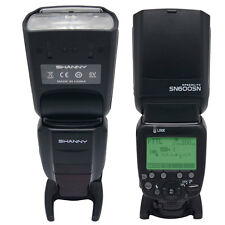 Shanny Master Flash Speedlight 1/8000s GN60 for Nikon D7100 D7000 D5300 D5200