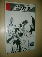 Detective Comics #8 Tony Daniel Wrap Sketch Variant The New 52 DC Comics