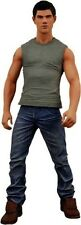 "TWILIGHT SAGA ECLIPSE Jacob Black Taylor Lautner 7"" Tall Resin ACTION FIGURE New"