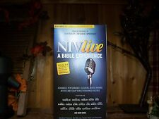 AUDIO BIBLE NIVLIVE A BIBLE EXPERIENCE COMPLETE BIBLE ON CDS BONUS ONLINE NEW