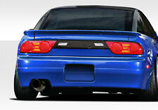 89-94 Fits Nissan 240SX HB Supercool Rear Bumper -1 Piece Body Kit 109978
