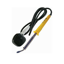 60W Soldering Iron - UK Plug - For Cable Termination