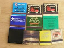 collectable match books        M13 AND M15