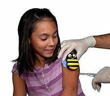 Buzzy: The Mini Personal Striped - Pain relief for first aid, injections, aches,
