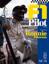 JOE HONDA F1 PILOT SERIES HIRO N° 2: RONNIE PETERSON - LIVRE NEUF