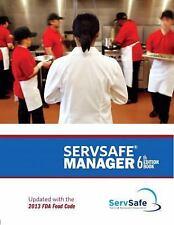 Servsafe Manager by National Restaurant Association Education Foundation.