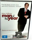 Man of the year Robin Williams R4 dvd 2013 (2006)New & Sealed