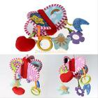 Kids Baby Bed Around/baby stroller Hanging Bell Rattle Mobile Musical Plush Toy