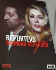 DVD du documentaire REPORTERS de Raymond Depardon