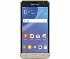 New Samsung Galaxy J3 21AZD  SOL (5 Inch, 8GB, LTE) Unlocked  - Gold 2016 SALE