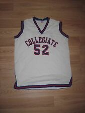 Betlin Manufacturing Collegiate Basketball Jersey/Free Shipping!