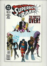 Superboy and the Ravers  #19  VF+