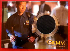 Grimm-REGGIE Lee (SERGENTE Wu) - Costume Card (gc14)