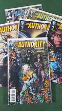 The Authority Prime #1-6 Complete Series Set Wildstorm