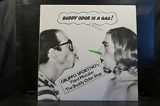 The BUDDY odor stop – Buddy odor is a gas!