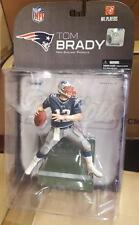 McFarlane Patriots Tom Brady Dirty NFL Series 2008 NFL 18 Sealed Variant Minty