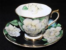 Vintage 1927 ROYAL ALBERT Bone China England THE GARDENIA #1510 Set Cup & Saucer