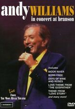 Andy Williams: In Concert at Branson - Live From the Moon Rive (2002, DVD NIEUW)