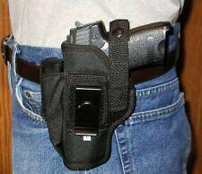 TANFOGLIO TZ 75 Pistol Holster Belt Holster W Extra Mag Holder 9MM 9 mm  .40 .38