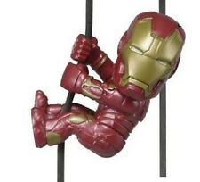 NECA SCALERS  AGE OF ULTRON AVENGERS IRON MAN 2 INCH HANGING  MINI ACTION FIGURE