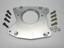 Transmission adapter plate, Ford Narrow pattern to Ford 3550/TKO transmission
