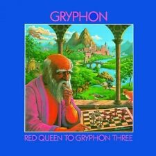 Red Queen To Gryphon Three - Gryphon (2016, CD NEUF)