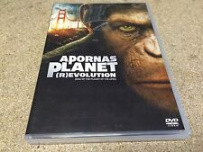 * NEW DVD Film * RISE OF THE PLANET OF THE APES * DVD Movie * sca