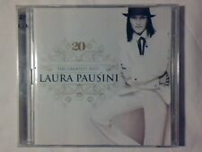 LAURA PAUSINI 20 the greatest hits 2cd MIGUEL BOSE' RAY CHARLES