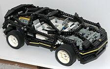 Lego Technic Super Car (#8880) All 1343 pieces are here!
