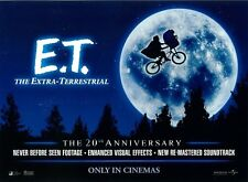 E.T. The Extra Terrestrial movie poster - Steven Spielberg - 12 x 16 inches