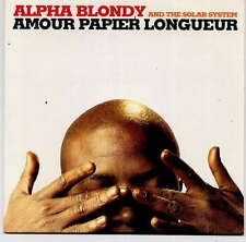 ALPHA BLONDY - rare CD Single - France