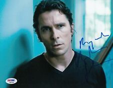 Christian Bale signed *The Dark Knight Rises* 8X10 photo PSA/DNA Authetic S82784