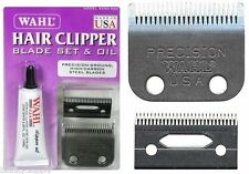 Wahl WA2050-500 Replacement Hair Clipper Blades Set & Oil Home Pro, Comfort Grip