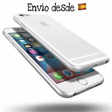 Funda Transparente iPhone 6 6s Air Skin + Cristal Templado De 0,33mm