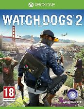 Watch Dogs 2 Standard Edition (Xbox One) New & Sealed  UK PAL Fast Dispatch